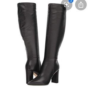 Marc Fisher Ulana Leather Boots